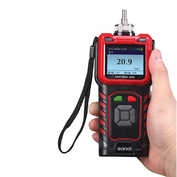 矿用便携式气体检测仪