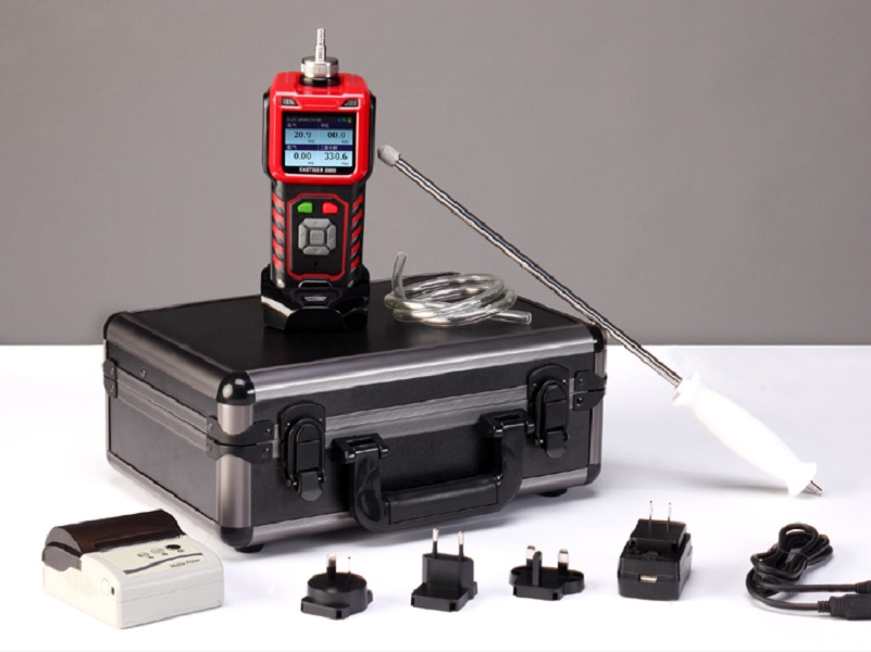 红外气体检测仪